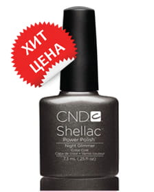 Shellac Night Glimmer