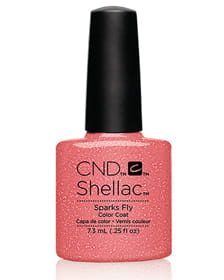 Лето 2016! Shellac Sparks Fly