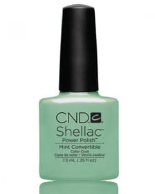 New 2014! Shellac Mint Convertible