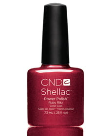 NEW! Shellac Ruby Ritz