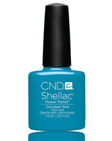 NEW 2014! Shellac Cerulean Sea