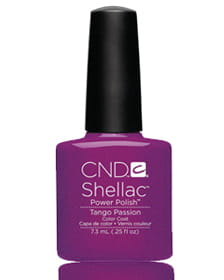 NEW 2014! Shellac Tango Passion