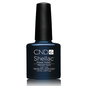 Гель-лак Shellac Midnight Swim, №548