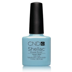 Гель-лак CND Shellac Azure Wish