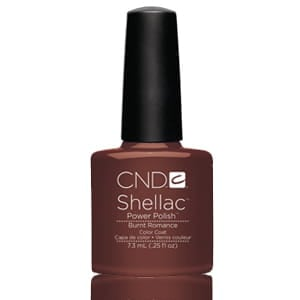 Гель-лак CND Shellac Burnt Romance