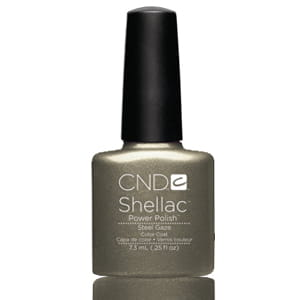 Гель-лак CND Shellac Steel Gaze