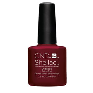 Гель-лак CND Shellac Oxblood