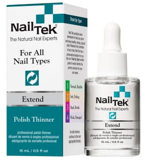 Nail Tek Extend Professional Polish Thinner