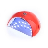 LED+UV Lamp SUN 6S 48W RED - фото №2