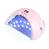 LED+UV Lamp SUN 6S 48W PINK - фото №2