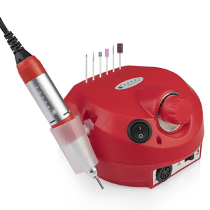 Фрезер для маникюра Nail Drill ZS-601 PRO RED
