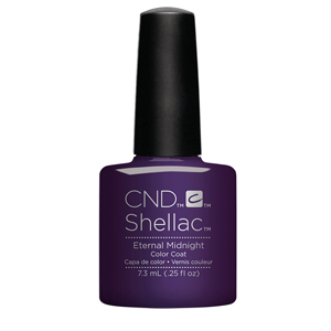 Гель-лак CND Shellac Eternal Midnight
