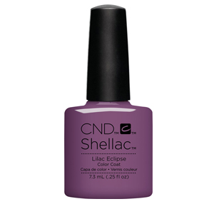 Гель-лак CND Shellac Lilac Eclipse