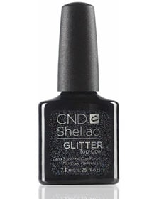 Гель-лак CND Shellac Glitter Top Coat 7.3 мл