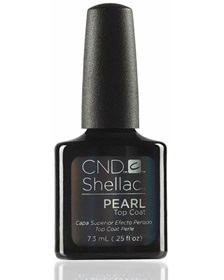 Гель-лак CND Shellac Pearl Top Coat 7.3 мл