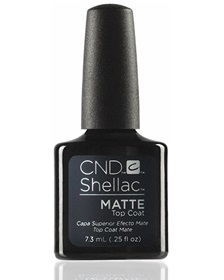 Гель-лак CND Shellac Matte Top Coat 7.3 мл