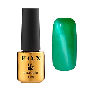 Гель-лак F.O.X. gold Cat eye 005, 6 мл