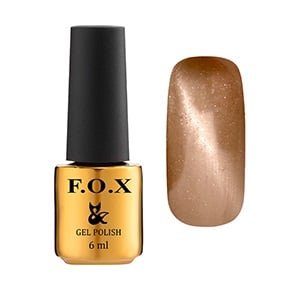 Гель-лак F.O.X. gold Cat eye 016, 6 мл