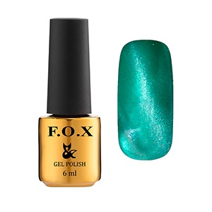 Гель-лак F.O.X. gold Cat eye 068, 6 мл
