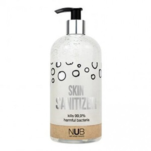 Антисептик для рук Nub Skin Sanitazer and Peppermint 500 мл
