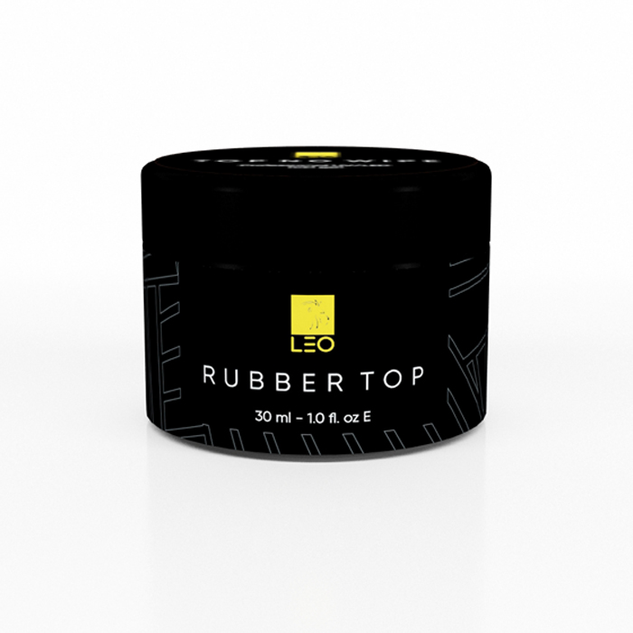 Гель-лак LEO Top Rubber, 30 ml