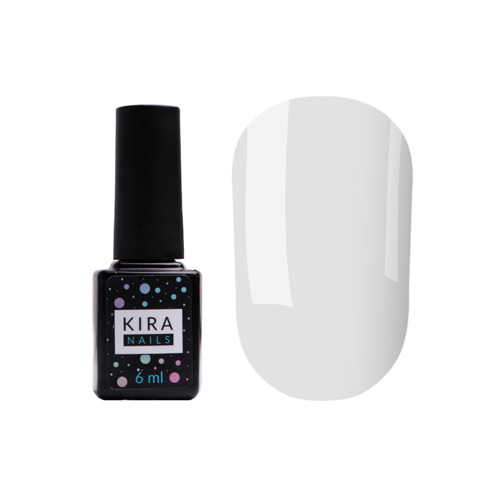 Kira Nails Bio Gel, Clear, 6 мл