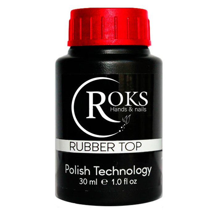 ROKS Rubber Top, 30 мл