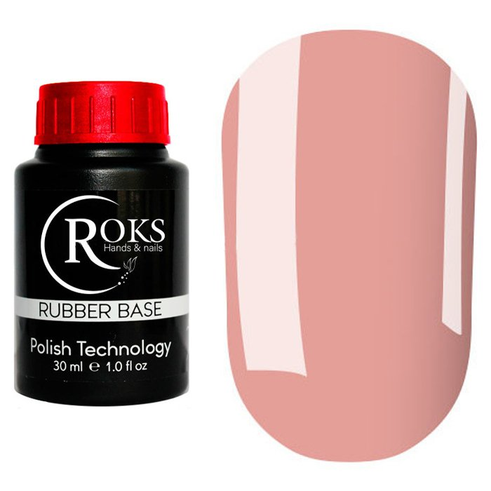 ROKS French Rubber Base №8, 30 мл
