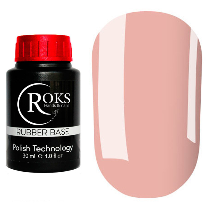 ROKS French Rubber Base №10, 30 мл