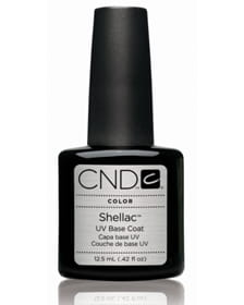 Гель-лак CND Shellac Base Coat 12.5 мл