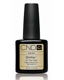 Гель-лак Shellac Top Coat 15 мл