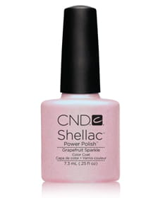 Гель-лак CND Shellac Grapefruit Sparkle
