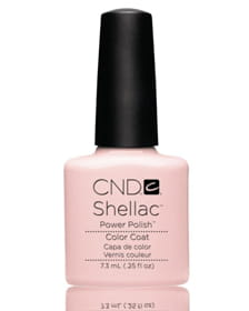 Гель-лак Shellac Clearly Pink, №523