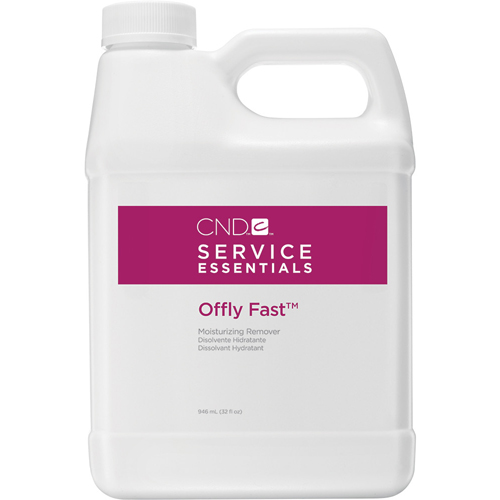 New! CND Remover Offly Fast 946 мл
