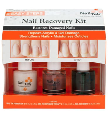 Restore Damaged Nails Kit