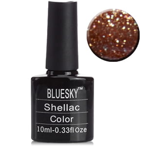 Гель-лак Shellac BLUESKY №09