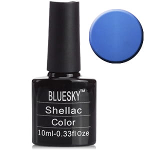 Гель-лак Shellac BLUESKY №25