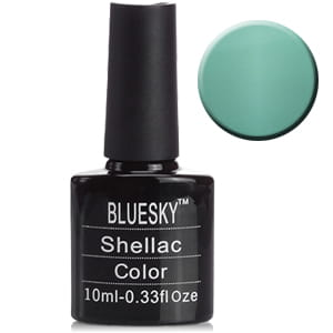 Гель-лак Shellac BLUESKY №35