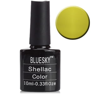 Гель-лак Shellac BLUESKY №46