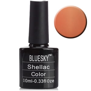 Гель-лак Shellac BLUESKY №49
