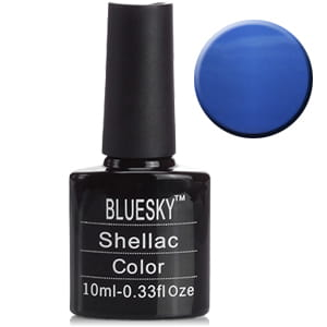 Гель-лак Shellac BLUESKY №60