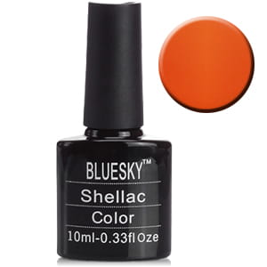 Гель-лак NEON 2015! Shellac BLUESKY №62