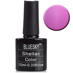 Гель-лак ЛЕТО 2015! Shellac BLUESKY №68