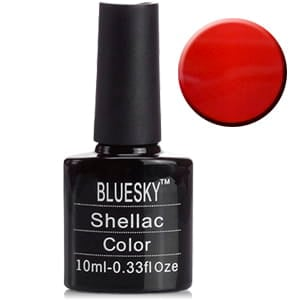 Гель-лак Shellac BLUESKY №78