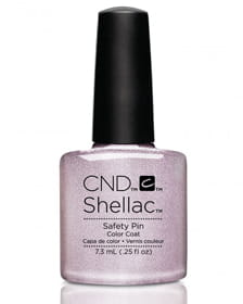 Гель-лак CND Shellac Safety Pin