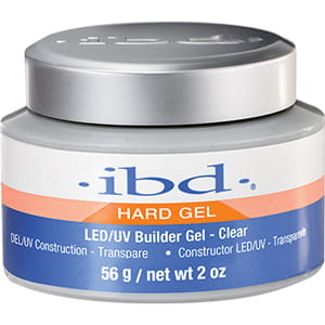 Гель IBD LED/UV Builder Gel Clear 56 гр