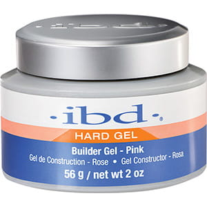 Гель IBD UV Builder Gel Pink 56 гр