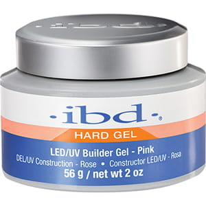 Гель IBD LED/UV Builder Gel Pink 56 гр