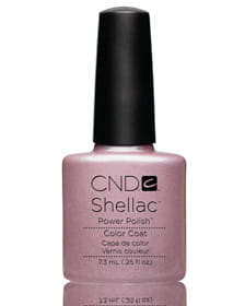Гель-лак Shellac Strawberry Smoothie, №512