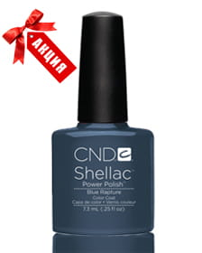 Гель-лак CND Shellac Blue Rapture